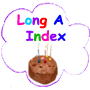 Long A Vowels Index