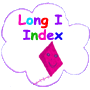 Long I Vowels Index